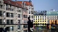 Was tun gegen teure Mieten? In Berlin ist darüber ein Streit entbrannt.