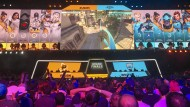 Das Finale der Overwatch Liga im Juli 2018 in New York