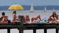 Am Starnbegrer See lässt es sich gut leben: Hier wohnen die im Durchschnitt wohlhabendsten Menschen der Republik.