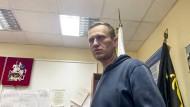 Im Eilverfahren: Alexej Nawalnyj nach Rückkehr in Russland zu Haft verurteilt