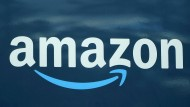 Logo des Online-Konzerns Amazon