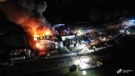 """Maßnahmen gegen den Weltenbrand: Videospiel """"Rust"""" leidet unter Feuer in Rechenzentrum"""