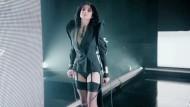 Die Sängerin Poppy hat die Grammys veredelt