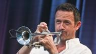Kämpft heute für die Musikwirtschaft als systemrelevanten Arbeitgeber: der Trompeter Till Brönner.
