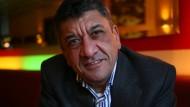 Der irakische Schriftsteller Najem Wali schreibt Bücher, die in seinem Heimatland auf dem Index landen.