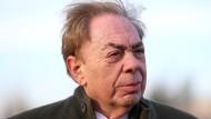 Entschlossen: Der Musical-Komponist und Bühnenbetreiber Andrew Lloyd Webber