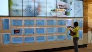 Sieht nur aus wie eine Theaterkulisse: ein echtes Automatenrestaurant in San Francisco