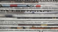 Zukunft des Lokaljournalismus: Ohne Regionalzeitungen geht nichts