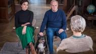 Bei der Paartherapie: Doris (Martina Gedeck) und Georg (UlrichTukur)