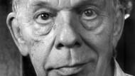 Dramatiker Peter Hacks