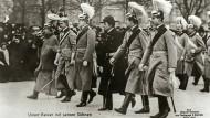 Eine unerledigte Affäre: Die Hohenzollern und die jüngste deutsche Geschichte