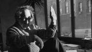 Ein Werk, das sich aus Tristesse speist: Robert Frank 1984 in New York.