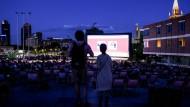 Am Eröffnungsabend der Berlinale Summer Specials