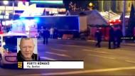 """Als am 19. Dezember 2016 das Attentat auf dem Breitscheidplatz in Berlin geschah, war Pertti Rönkkö für den finnischen Rundfunk YLE auf Sendung. Die Kampagne gegen ihn war bereits im Gange. Im Januar 2017 hieß es erstmals: """"Rönkkö muss weg""""."""