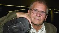 Mit seiner Kameraarbeit machte er Furore: Jost Vacano.