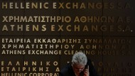Am Börsenplatz Athen herrscht weiterhin Skepsis vor. Die Aktienkurse spiegeln es wider.