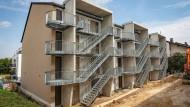 In Deutschland wird zu wenig gebaut, daher steigen die Immobilienpreise besonders stark