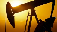 Oil pumps in Oklahoma