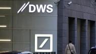 Sitz der DWS in Frankfurt