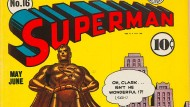 Entdeckung eines Gedichts: Nabokovs Liebesverbot für Superman