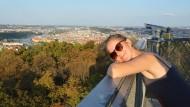 Wurde von der Feuerwehr in die tschechische Heimat gebracht: die Studentin Barbora Fischerová