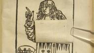 Frankfurts ältestes Druckwerk: Spielend lernen mit Kater Narr