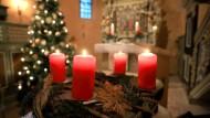 Fröhliche oder triste Weihnachten?