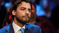 Thierry Baudet kündigt halben Rückzug an