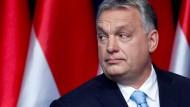 Ministerpräsident Viktor Orbán