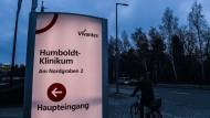 Berliner Humboldt-Klinikum: Klinikum unter Quarantäne