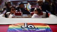 Zurich Pride Parade für die Rechte der LGBTIQ*-Community Anfang September in Zürich