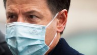 Regierungskrise in Italien: Conte wirbt um die Fraktionslosen