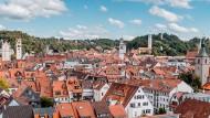 Ist alt, steckt aber voller Leben: das Herz von Ravensburg.