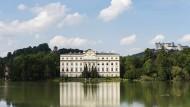 """Mozart war da und später auch Hollywood: """"The Sound of Music"""" wurde hier zum Teil gedreht, und noch immer geht es vor allem um die schönen Künste: Schloss Leopoldskron."""