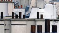 Als habe Giorgio Morandi die Dächerwelt von Paris entworfen.