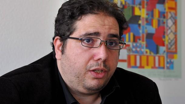 © Cornelia Sick Als Gefängnis-Imam suspendiert: Abdassamad El Yazidi