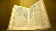 Ausstellungen? Dante lesen!