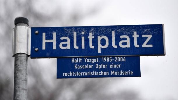 Gedenken für NSU-Opfer in Kassel