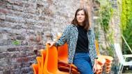Dorothee Elmiger ist Stadtschreiberin von Bergen-Enkheim