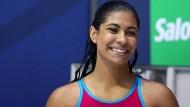 Schwimmerin Anna Elendt: Plötzlich ist der schöne Traum zum Greifen nahe