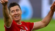 """FC Bayern: Warum Lewandowski """"jetzt vorsichtig sein muss"""""""