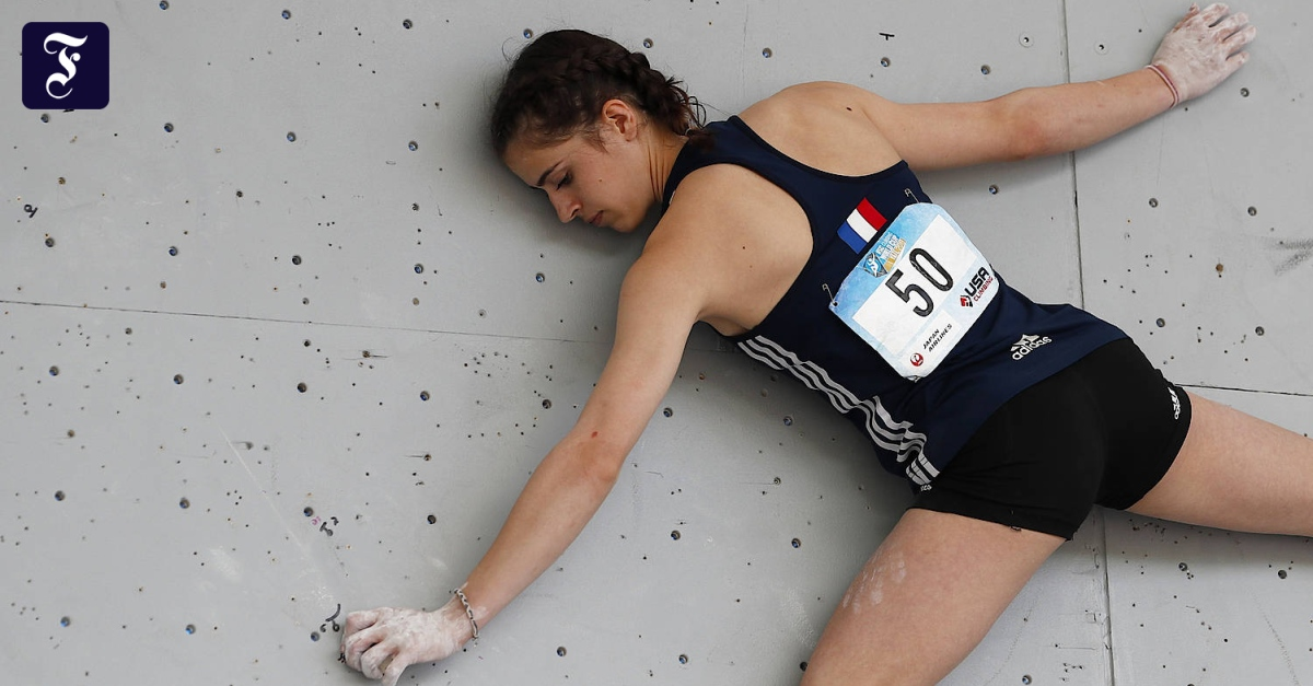 Talent Luce Douady dies after climbing accident in Grenoble ...