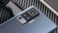 Auch mit der Oberklasse will Vivo auf sich aufmerksam machen: X 51 5G