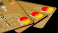 Kreditkarten von Mastercard