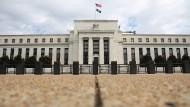 Die amerikanische Notenbank Federal Reserve in Washington.