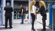 Biometrie am Flughafen: Das Gesicht wird zur Bordkarte