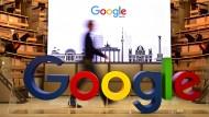 Google betreibt Rechenzentren auf der ganzen Welt.