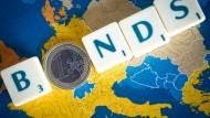 Euro- oder Coronabonds: Italien, Frankreich und Spanien wollen gemeinsame Schulden, um die wirtschaftlichen Folgen der Corona-Krise zu bekämpfen.