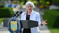 Auch die amerikanische Finanzministerin Janet Yellen lobte das Ergebnis von London.