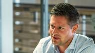 Thomas Griesel, 34, mittlerweile Chef von 7000 Hello-Fresh-Mitarbeitern in 14 Ländern